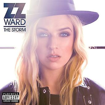 Zz Ward - Storm [CD] USA import