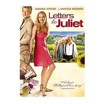 Brev till Juliet [DVD] USA import