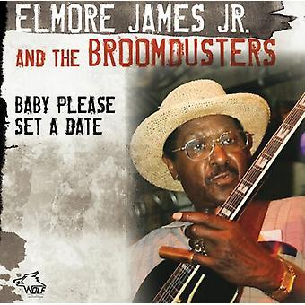 Elmore Jr James - Baby Please Set a Date [CD] USA import