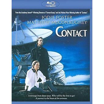 Contact [BLU-RAY] USA import