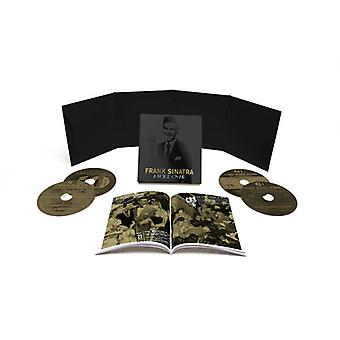 Frank Sinatra - una voz en la importación de los E.e.u.u. aire [CD]