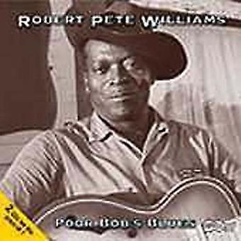 Robert Pete Williams - Poor Bob's Blues [CD] USA import