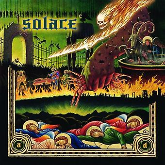 Solace - AD [CD] USA import