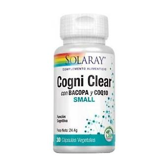 Cogni Clear 30 vegetable capsules