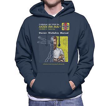 Haynes Modern Man Owners Workshop Manual Men's Hooded Sweatshirt