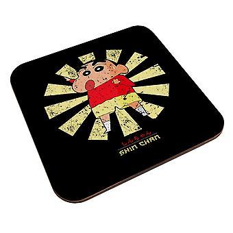 Crayon Shin Chan Retro Japanese Coaster