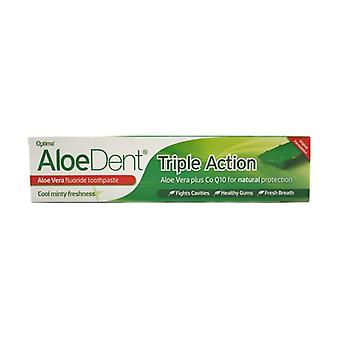 AloeDent Toothpaste with fluoride 100 ml