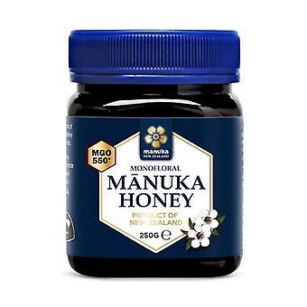 Monofloral Manuka العسل MGO 550+ 250 ز