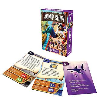 Games - Ceaco Gamewright - Jump Ship! Kids New Toys 360-2