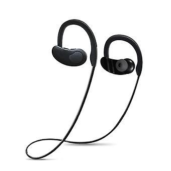 Wireless bluetooth headset hanging ear