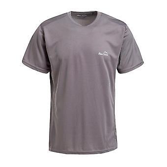 Peter Storm Men's Balance Kurzarm T-Shirt grau