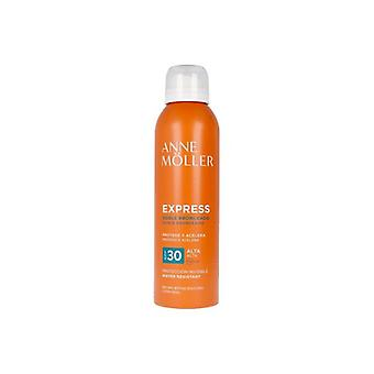 Nebel Solaire Protectrice Express Anne Möller Spf 30 (200 ml)