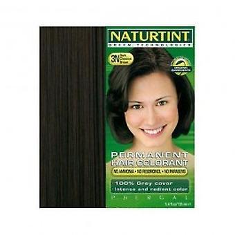 Naturtint - tintura de cabelo escuro castanha marrom 165ml