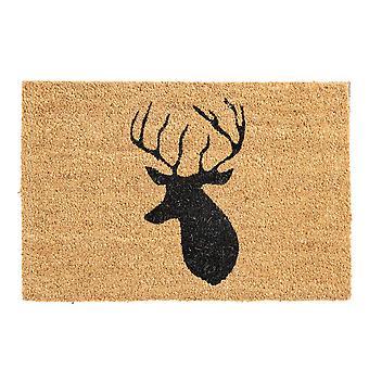 Nicola Spring antideslizante alfombra de la puerta Natural Coir interior al aire libre al aire libre al aire libre al aire libre al aire libre