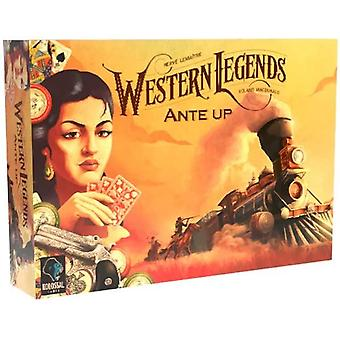 Western Legends Ante Up Expansion Pack