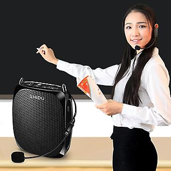 Professionele Hoge kwaliteit Megaphone Portable Teacher Meeting Coach Church Voice Amplifier