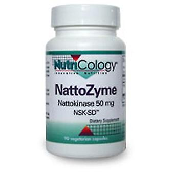 Nutricology/ Allergy Research Group NattoZyme, 50 mg, 90 Vcaps