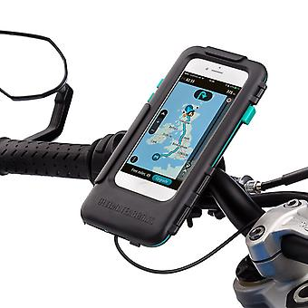 Iphone 6 7 8 / plus motorcycle handlebar tough waterproof case