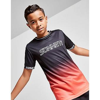 New Sonneti Boys-apos; Milson Short Sleeve T-Shirt Noir