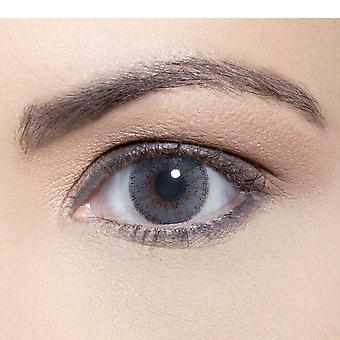 Solotica Natural - Coloured Contact Lenses - Grafite (00.00d) (1 Year)