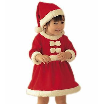 Baby Christmas Outfits Kids Santa Suits And Jumpsuits With Hat Boys Girls Set