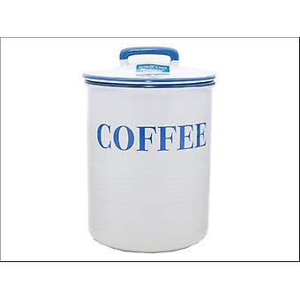 Mason Cash Enamour Coffee Jar 2001.141