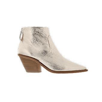AGL Cowboy Mettalic Metallic D23957720215 shoe