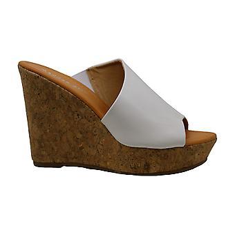Madden Girl Womens Nureil Fabric Open Toe Casual Platform Sandals