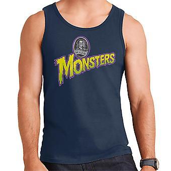 Universal Studios Monsters Home Of The Original Men's Vest