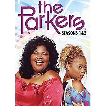 Parkers: Season 1 & 2 [DVD] USA import
