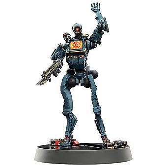 Official Apex Legends Figures Of Fandom Pathfinder Collectible Figure