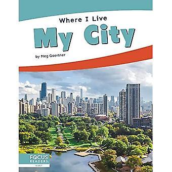 Where I Live: My City