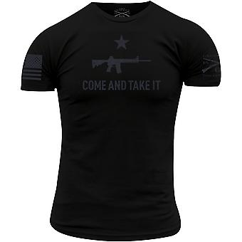 Grunt Style Come and Take It 2A Edition T-Shirt - Black
