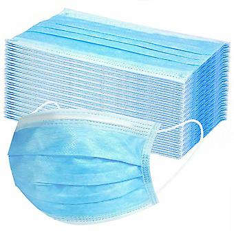 Disposable Protective Anti Flu Dust Pollution Mask/face