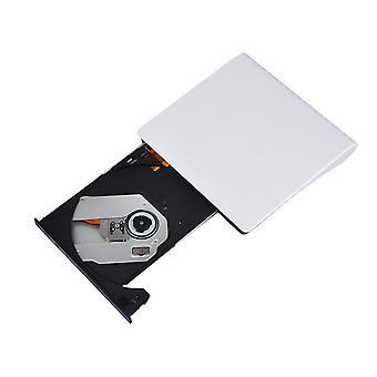 Usb 3.0 Slim Externe Dvd RW Cd Writer Drive Burner Reader Player Optical