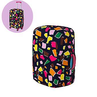 Couverture élastique colorée de bagage