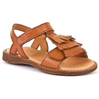 Froddo Girls G3150182-5 Lore T Sandals Brown