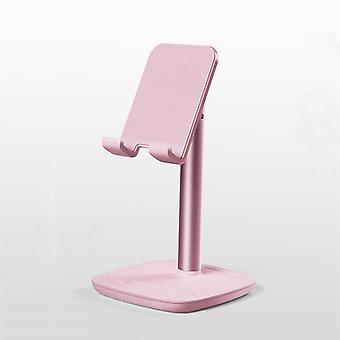 Bakeey opvouwbare aluminium legering desktop telefoon houder tablet standaard voor iPhone smartphones of tablet onder de 10 inch