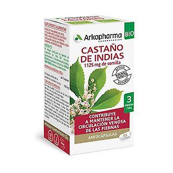 Arkocápsulas Horse Chestnut Bio 45 capsules