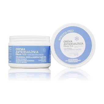 Cold Cellulite Cream Gel 300 ml of cream