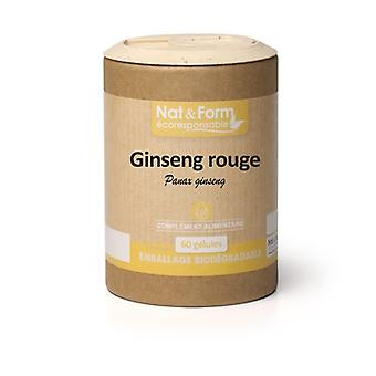 Red Ginseng - Eco Range 60 capsules