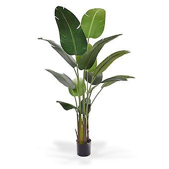 Künstliche Strelitzia Nicolai Kunstpflanze 190 cm