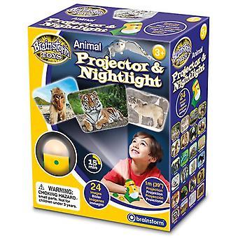 Animal projector nightlight