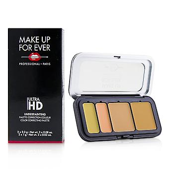 Make Up For Ever Ultra HD Underpainting Color Correcting Palette - # 30 Medium 6.6g/0.23oz