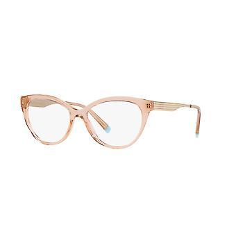 Tiffany TF2180 8271 Crystal Sand Glasses