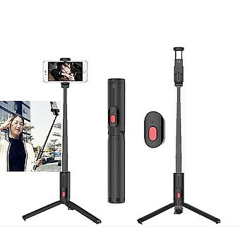 Wireless Bluetooth Foldable Tripod Selfie Stick