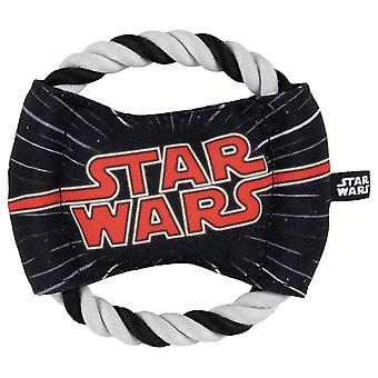 For Fan Pets Dental Disc Rope for Dog Star Wars (Dogs , Toys & Sport , Chew Toys)