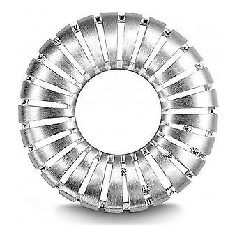 كوين -- قلادة -- السيدات -- الفضة 925 -- الماس -- وز. (H) - بيكيه - 240599