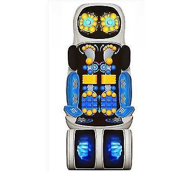 Masażer kręgosłupa szyjnego wielofunkcyjny kark ramię ramię wibracje ugniatające poduszkę krzesła do masażu domowego