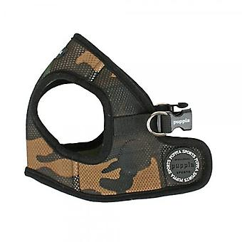 Puppia Soft harness Vest B Camouflage (Dogs , Collars, Leads and Harnesses , Harnesses)